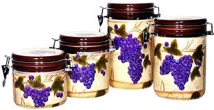 purple kitchen canister sets purple kitchen canisters kitchen ideas