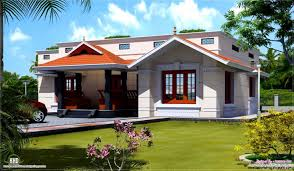 exterior home design one story single floor house front view designs inspirations with exterior