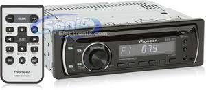 pioneer deh 1100mp deh1100mp in dash cd mp3 wma receiver with