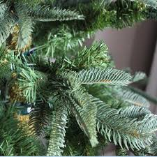 1 8m everlands nobilis fir artificial luxury realistic christmas