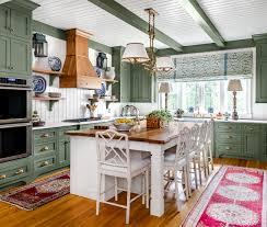 what color walls with wood cabinets 25 best kitchen paint and wall colors ideas for popular
