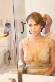 frisuren fã r eine hochzeit als gast alba s makeup is the easy look you need to try tonight