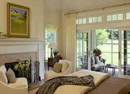 Master Bedroom Double Doors Sliding French Doors Bedroom Farmhouse With Acessory Building