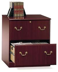 3 Drawer Wood Lateral File Cabinet Cherry Wood Lateral File Cabinet Upandstunning Club