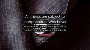 Wedding Quotes Nietzsche Friedrich Nietzsche Quote U201call Things Are Subject To