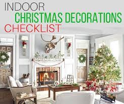 Indoor Christmas Decor Indoor Christmas Decorations Checklist U2013 The Wardrobe Stylist