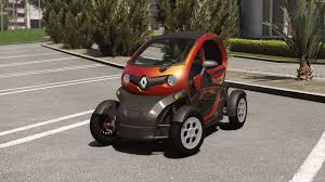 Renault Twizy 2012 Add On F1 Tuning Hq Vehicules Pour Gta