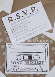 wedding song request cards song request on rsvp card gold foil wedding invitation rsvp song