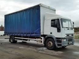 volvo truck 2003 2003 iveco super cargo 180e24 5880cc 18 tonne truck on steel
