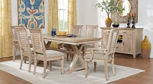 dining room furniture nantucket white 5 pc dining room dining room sets white