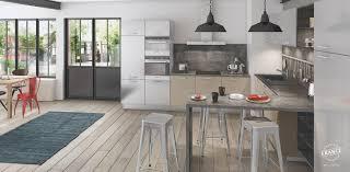 cuisiniste vendee cuisine industrielle en bois de chêne inovconception cuisiniste