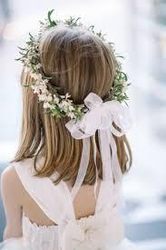 flowergirl hair 18 cutest flower girl ideas for your wedding day