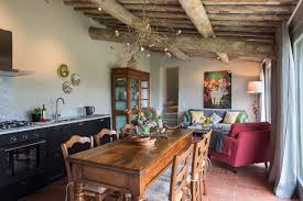 sala da pranzo country casa emilio farmhouse in montestigliano in cagna sala da