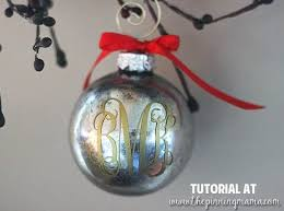 5 minute diy mercury glass ornaments the pinning