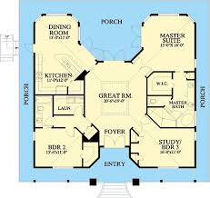 Florida Cottage House Plans 66 Best Florida House Plans Images On Pinterest Floor Plans