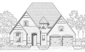 lantana barrington 50s in lantana tx new homes u0026 floor plans by