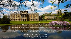 pride and prejudice pemberley the only way is pemberley exhibition by matt blonc