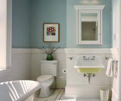 Mirrored Subway Tile Backsplash Bathroom Transitional With by Tulsa Oklahoma United States Restoration Hardware Medicine