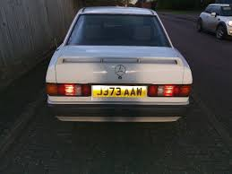 mercedes 190e 2 6 sportline in hitchin hertfordshire gumtree