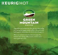 Best Light Roast Coffee Green Mountain Coffee Breakfast Blend Single Serve Keurig K Cup