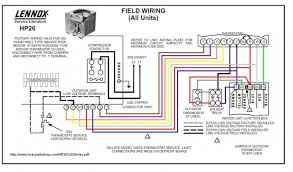 lennox package unit wiring diagram wiring diagram and schematic