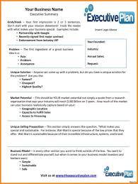 executive summary resume exles business plan exle executive summary template farmer resume