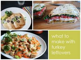 what to make with thanksgiving turkey leftovers