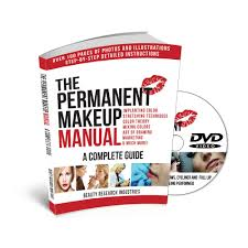 the permanent makeup manual by debbie mcclellan