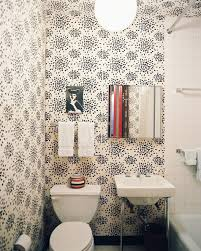designer bathroom wallpaper modern bathroom photos 436 of 441