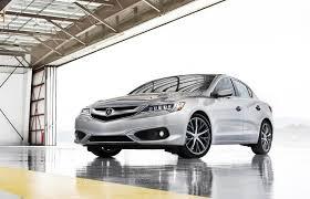 acura ilx inside a garage