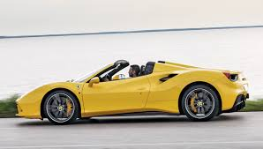 ferrari coupe convertible driving the ferrari 488 spider through italian wine country u2013 robb
