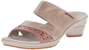 merrell veranda eve slide sand women u0027s shoes sports u0026 outdoor