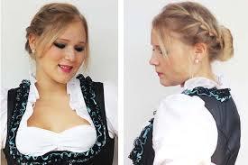 Dirndl Frisuren Lange Haare Einfach by Wiesn Frisuren Wiesn Guide Teil1 Jäckle Und Hösle