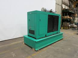 used cummins 6cta 8 3l engine diesel generator 1024 hrs