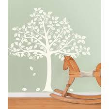 wall pops silhouette tree kit wall decals walmart
