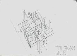 the second pre jury u0026 axonometric drawing u2013 work of architecture