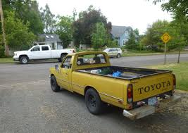 toyota old truck cc outtake 1976 toyota pickup u2013 another cc moves into one of my