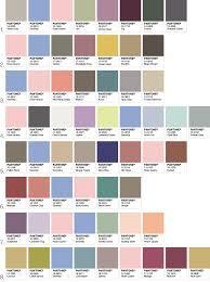 palette de couleur peinture pour chambre nuancier couleur de l ée pantone 2016 diy