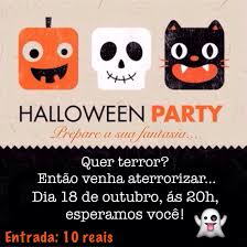 zombie halloween party invitations halloween party invitation convite de halloween com cores outonais