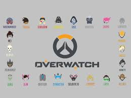 wallpaper overwatch overwatch wallpaper all heroes update with ana by redstylus on