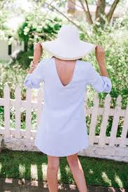 french blue southern flair dress southern mama guide