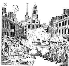 cliparts boston massacre many interesting cliparts