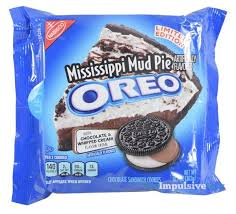 Where To Buy White Fudge Oreos Review Limited Edition Mississippi Mud Pie Oreo Cookies The
