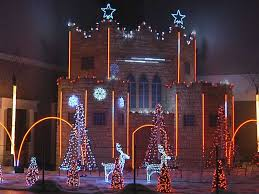 western mall christmas lights sioux falls light displays in sioux falls