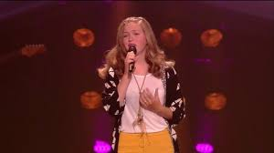 The Voice Kids Blind Auditions 2014 Iris How Will I Know The Voice Kids Holland 2014 The Blind