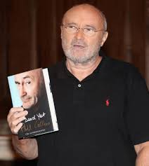 Suing Phil Collins U0027s First Wife Suing Him Over Autobiography Which