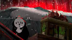 kung fu panda 2 story po u0027s childhood