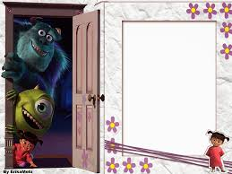monsters free printable invitations cards