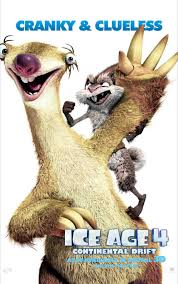 ice age continental drift movie poster 4 13 imp awards