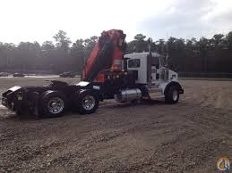kenworth t800 high hood for sale pk 74002 e performance knuckle boom mounted to 2015 kenworth t800